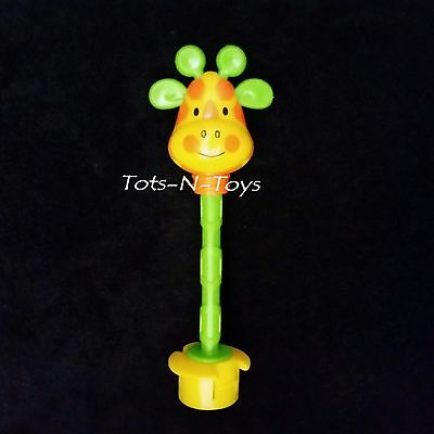 Evenflo Mega Circus Baby Exersaucer Activity Center Animal Toy Replacement Part