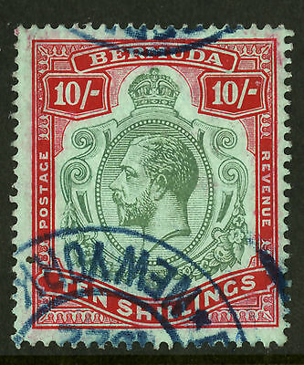 Bermuda  1910-24  Scott # 53  USED