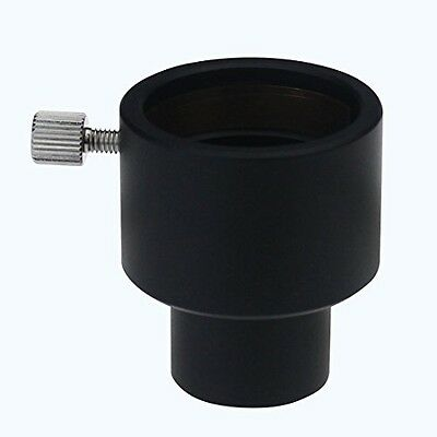 SOLOMARK Solomark 0.965 to 1.25 Inch Telescope Eyepiece Adapter 24.5mm to 31.7mm