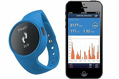 iHealth Wireless Activity & Sleep Tracker Watch Bluetooth For iOS & Android
