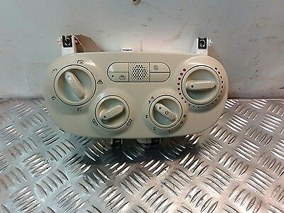 2011 Fiat 500 Lounge Manual Heater Control *no Ac*