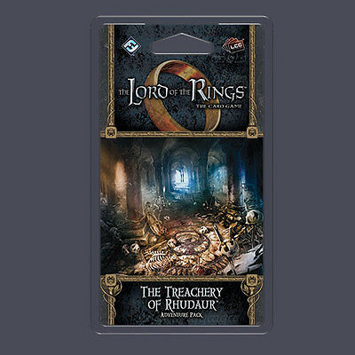 The Lord Of The Rings card game (LCG) The Treachery of Rhudaur Adventure Pack