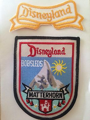 Disneyland Patches