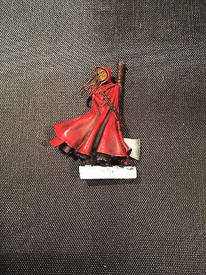Rare vampire with Axe Rackham Bael Games Workshop Confrontation  / Free UK Post