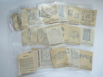 Lot Of 32  Player's Navy Cut Cigarette/tabacco Silks Insert Notices*****1913