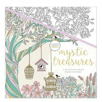 Kaisercraft - Colouring Book Mystic Treasures