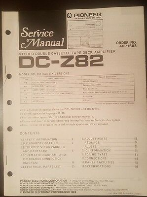 Pioneer bp 540 service manual 999 picclick pioneer dc z82 service manual asfbconference2016 Images