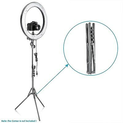 Neewer® 59 /150cm Aluminum Alloy Photography Light Stand For Lights,Ring Flash