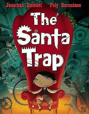 The Santa Trap BRAND NEW BOOK by Jonathan Emmett (Paperback, 2010)