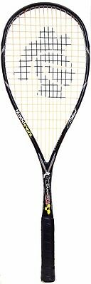 Black Knight Ion Cannon Power Surge (PS) Castagnet Squash Racquet, Brand new