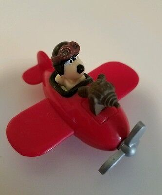 Muttley from Hanna-Barbera Flying Aces/ Wacky Races figurine