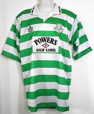 Shamrock Rovers Football Shirt Vintage 1992-93 Home Strip Authentic Mens M