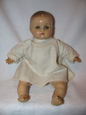 """11"""" Vintage R&B / Arranbee Composition Baby Doll"""
