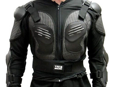 Motorbike Motorcycle Motocross Enduro Body Armour Protection Spine Protector New