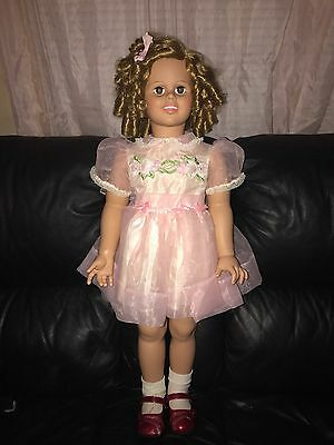 Shirley Temple Play Pal Doll