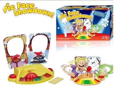 Pie Face Game Family Fun Filled Game Of Suspense Toy Party Birthday Xmas Gift