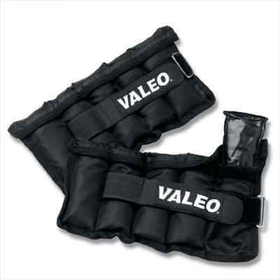 NEW Valeo AW5 5-Pound Adjustable Ankle / Wrist Weights FREE SHIPPING