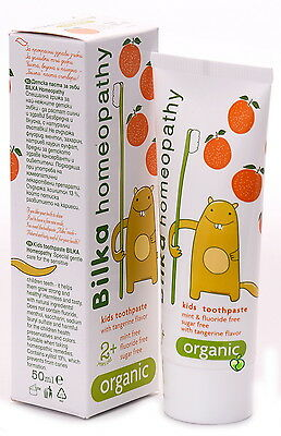 Toothpaste Bilka homeopathy ORGANIC 2+