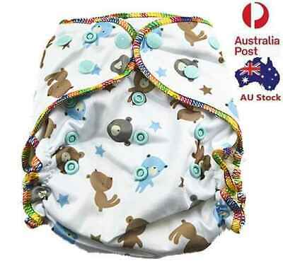 New Top Quality Waterproof Modern Cloth Nappies Baby Boy Nappy With Two Liners