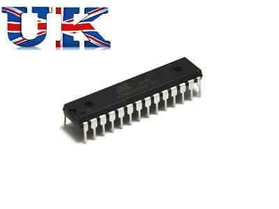 5PCs ATMEL ATMEGA328P-PU Microcontroller Chip For Arduino Board ATMEGA 328 AVR