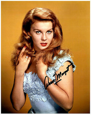 ANN MARGRET Authentic Signed Autographed 8X10 Photo w/ COA - Photo 2