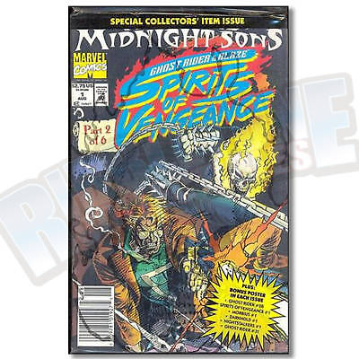 Spirits Of Vengeance #1 Polybagged Vf-Nm