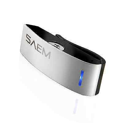 VBR-001-S SAEM S4 Wireless Bluetooth Receiver with Track Control and Microphone