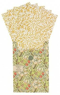 Morris and Co. Heathcote and Ivory Golden Lily Five Scented Drawer Liners
