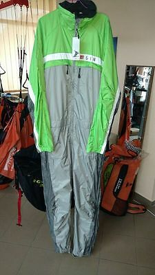 GIN Windy flying suit lite Green M