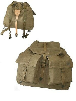 Sac A Dos Armee Tcheque Czech Arche Backpack
