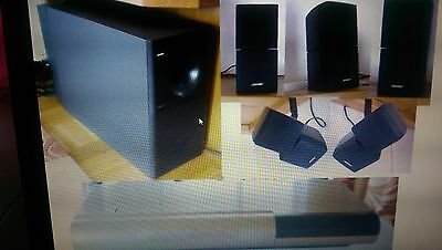 Bose Lifestyle 25 Series II system