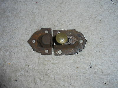 Antique Victorian Eastlake  cabinet latch hardware  #29