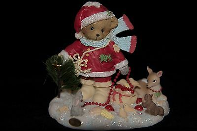 """Cherished Teddies """"Christmas Ornament Collection"""""""