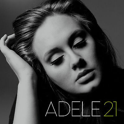 Adele ~ 21 ~ Vinyl Lp ~ *new And Sealed*
