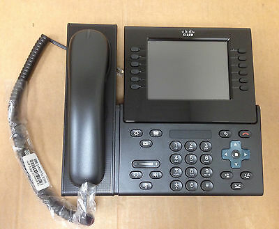 Cisco Unified IP Phone 9971 - CP-9971-C-CAM-K9 + Camera
