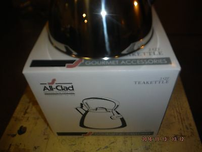 All Clad Stainless Tea Kettle