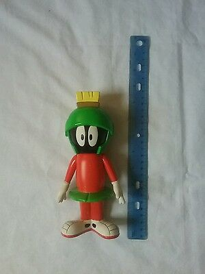 marvin the Martian figure twists at arms waist and neck. Warner brothers  8in