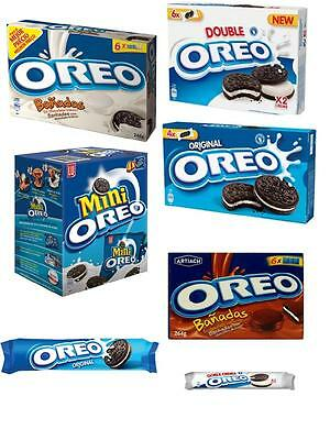 OREO Chocolate Cookies Covered Original Double Mini***Different Variations***