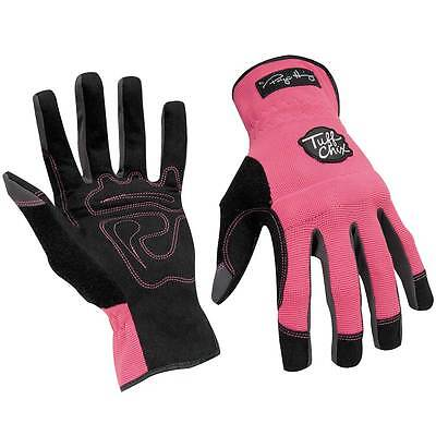 IronClad Pink Tuff Chix Work Glove Small Size one Pair with Tag