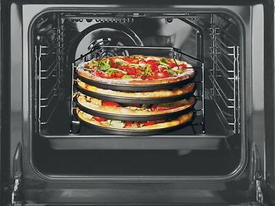 5 Set Pizza Baking up to 4 Trays pizzas at the same time + Frame ILAG Fold Away
