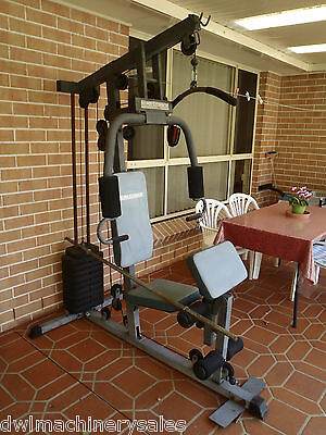 Hyper Extension Multi/station/home/gym/set/bench/press/weights/barbell/back
