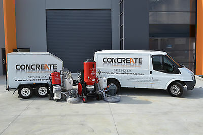 Concrete Grinding/polishing Business For Sale