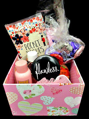 Ladies Gift Box Christmas Pamper Hamper Set Birthday Gifts for Her