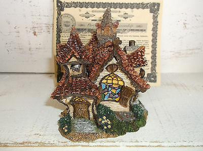 2001 Boydsenbeary Acres LIL' COUNTRY CHURCH Resin Village Building Style 19045
