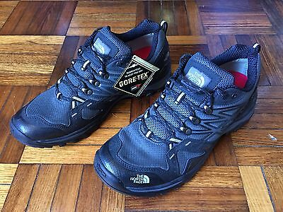 The North Face Men's Hedgehog Fastpack Gortex Hiking Shoes Size US 10