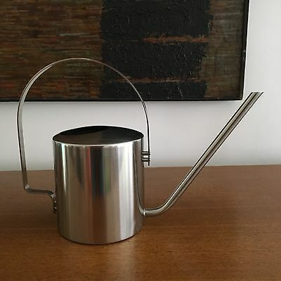 SS Watering Can Designed By Peter Holmblad For Stelton, Jakobsson Style
