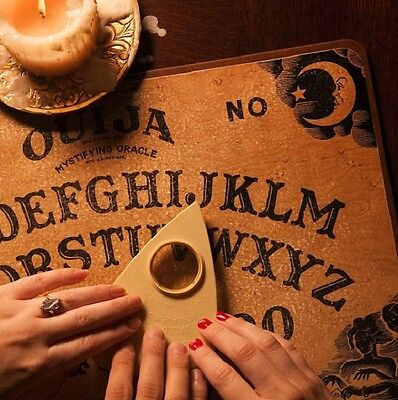 Ouija Board Game New Planchette Spirit Vintage Haunted Paranormal Fuld Psychic