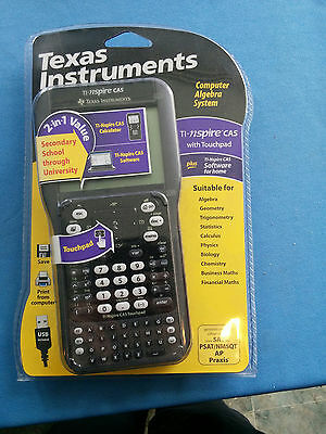 Texas Instruments Ti-Nspire Cas Caluclator Perfect For Vce/university