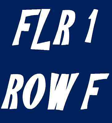 2 Jeff Dunham Tickets Ford Beaumont Floor 1 Row F !!!!!!!!6Th Row Stage!!!!!!!!!