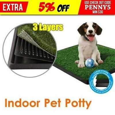 Waterproof Invisible 2 Dog Pet Collar Electric Fence Fencing System Rechargeable